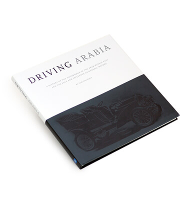 Driving Arabia Commemorative Book