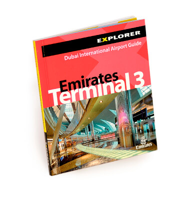 Airport Terminal Guide & Map