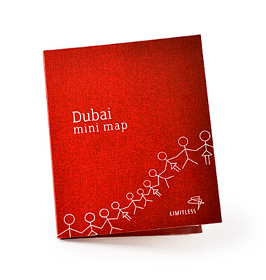 Mini Map for Cityscape for Dubai 2008