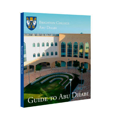 Brighton College Customised Abu Dhabi Map