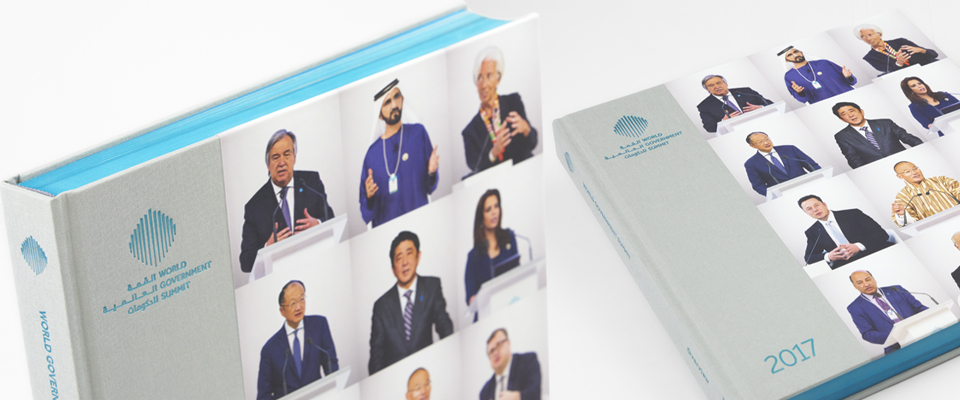 World Government Summit Coffee Table Book