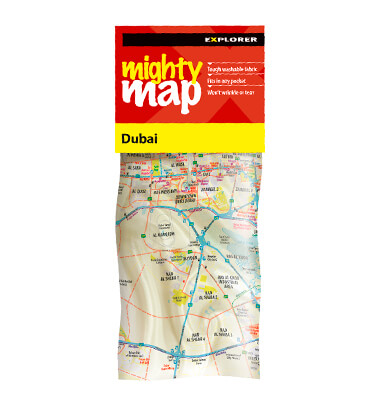 Dubai Mighty Map