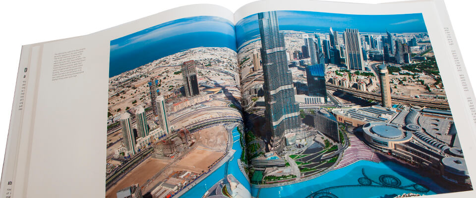 Dubai A View From Above