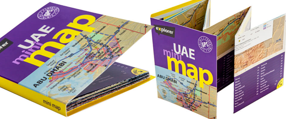 UAE Mini Map