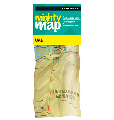 UAE Mighty Map