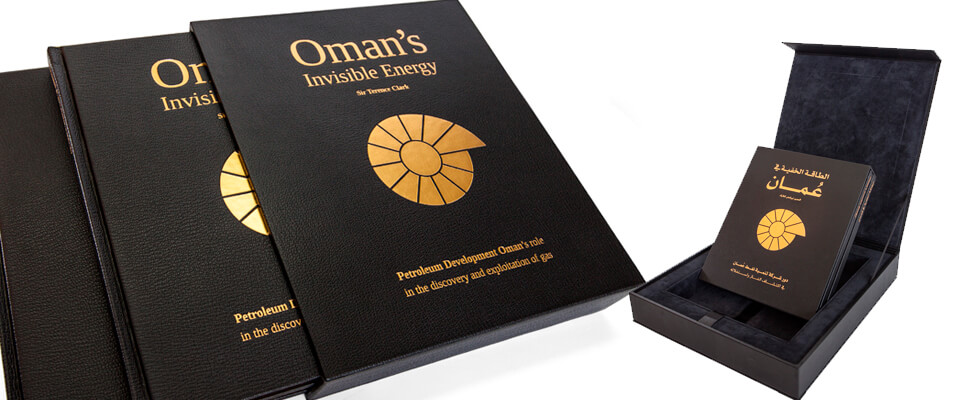 Oman's Invisible Energy